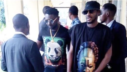 Black Face Apologizes To 2Baba After Their Out-Of-Court Settlement