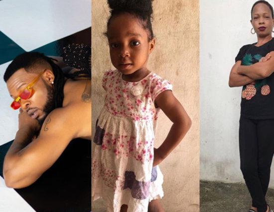 Singer, Flavour In Fresh Babymama Scandal