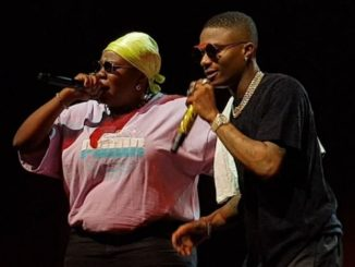 'Last Night! My Baby Sounded Amazing Live' – Wizkid Showers Praises On Teni
