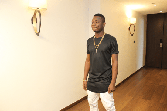 """Wizkid Helped My Career"" – Shaydee Reveals"