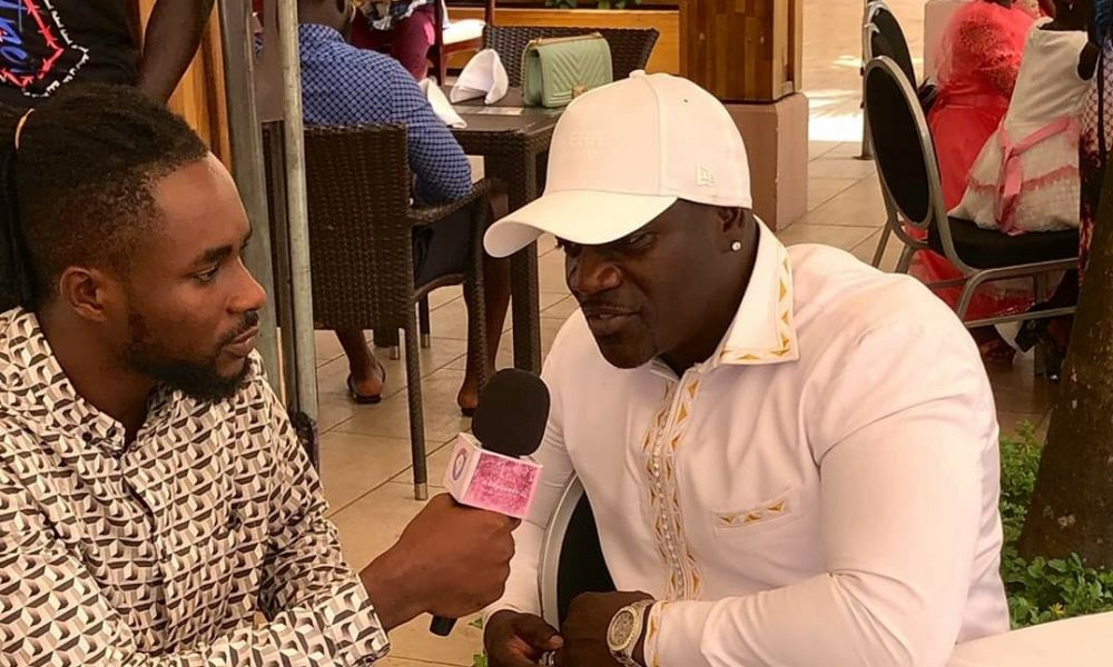 Akon To Begin 2020 African Tour With Ghana