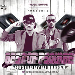 DJ Darrex – Best Of P-square