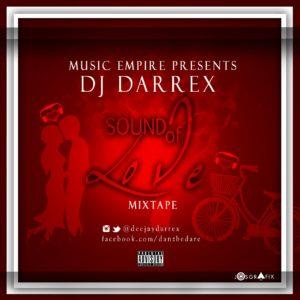 DJ Darrex – Sounds of Love Mix