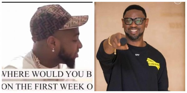 Davido Appears In Advert For COZA Church Program (Video)