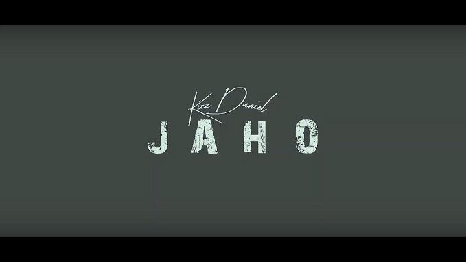 Video: Kizz Daniel - Jaho (Audio Lyric Visual)