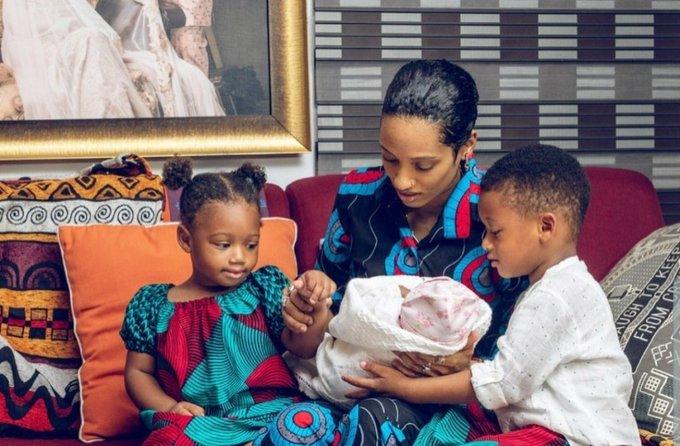 Mavin Record Singer, Aphrodija Welcomes 3rd Child
