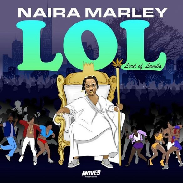 Naira Marley Announce 'LOL' EP