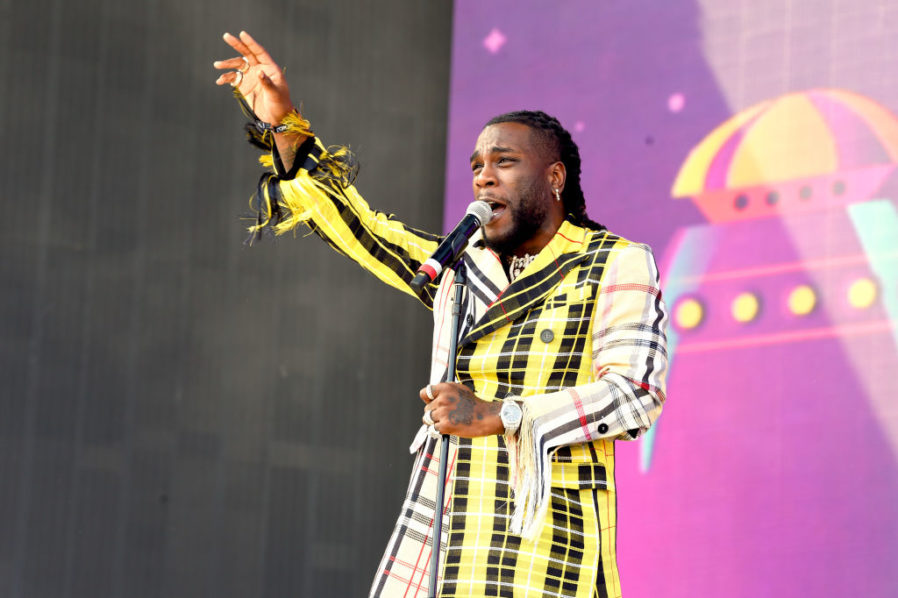 New York Times Honours Nigerian Singer, Burna Boy