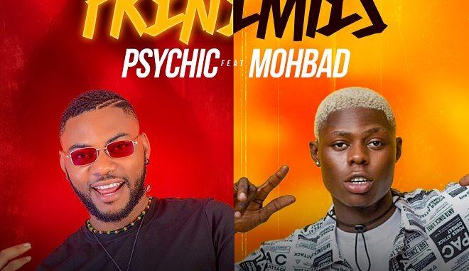 Psychic ft. Mohbad – Frenemies