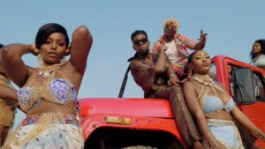 VIDEO: Rayvanny – Tetema (Remix) II ft. Patoranking, Zlatan, Diamond Platnumz
