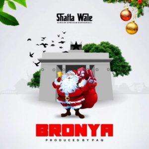 Shatta Wale – Bronya (prod. Paq)