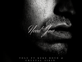Tolu ft. Crystal Aikin & Keke Boyd — Need You