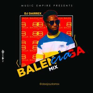 DJ Darrex - Balenciaga Mixtape