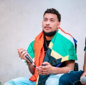 "South African rapper, AKA, shades Nigerians; ""We had the World Cup, you had Cardi B"""