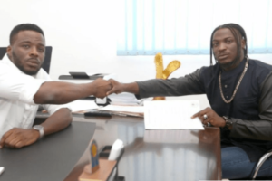 'You Sold My Songs To Individuals Without My Consent And Didn't Pay Me' – Peruzzi Fires Back At King Patrick