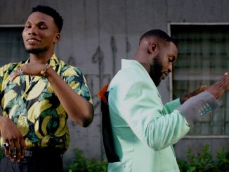Video: DJ Neptune ft. Victor AD – Tomorrow