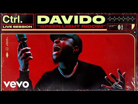 VIDEO: Davido – Green Light Riddim (Ctrl Live Session)