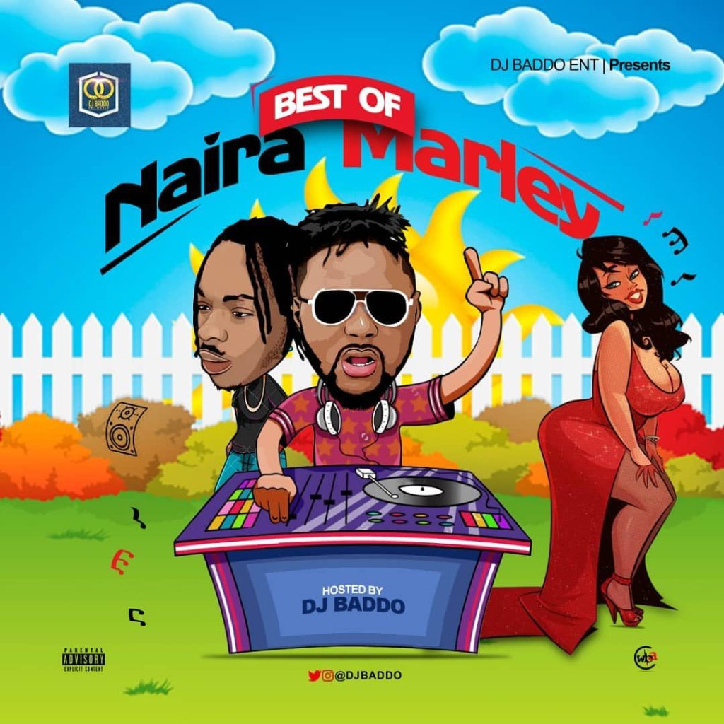 MIXTAPE: Dj Baddo - Best Of Naira Marley Mix