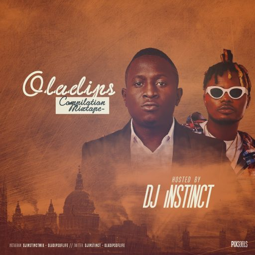 Dj Instinct – Compilation Mixtape For Oladips