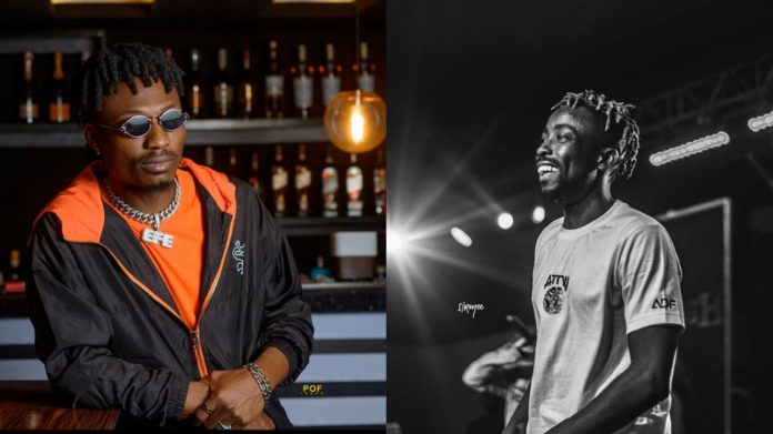 Erigga Claims Fellow Rapper Efe Is Broke