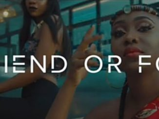 VIDEO: Eva Alordiah – Friend Or Foe