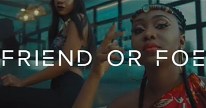 VIDEO: Eva Alordiah – Friend Or Foe