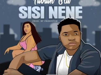 Marlian Music Presents: Fabian Blu – Sisi Nene