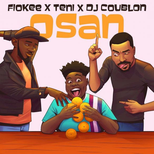 Fiokee to release new single featuring Teni titled 'Osan'