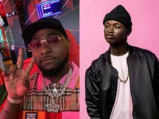 It's Official! Davido Signs Singer Ayanfe To DMW