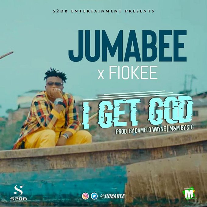 Jumabee – I Get God Ft. Fiokee