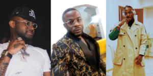 King Patrick finally apologises over leaked tape claiming Davido poisoned him