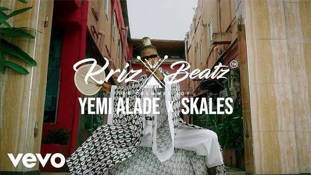 Video: Krizbeatz ft. Skales, Yemi Alade – Riddim