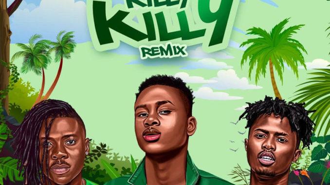 Larruso – Killy Killy (Remix) ft Stonebwoy, Kwesi Arthur