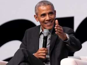 Obama Names Burna Boy & Rema's Songs On His Favourite Music Of 2019
