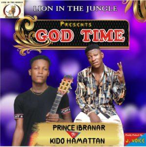 Prince Ibranar ft. Kido Hamattan – Good Time