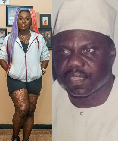 Singer Niniola Remembers Father On 24th Anniversary Of His Death