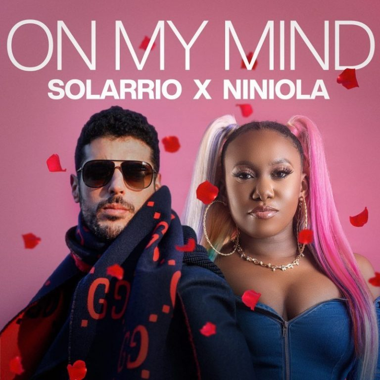 Solarrio x Niniola – On My Mind