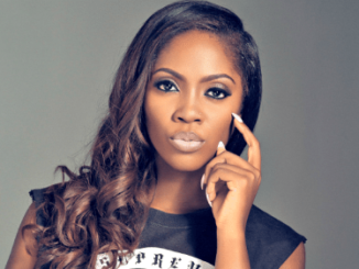 Tiwa Savage Has Been Spotted Chilling With American Rapper