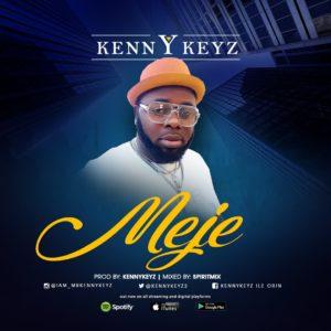 KennyKeyz - Meje