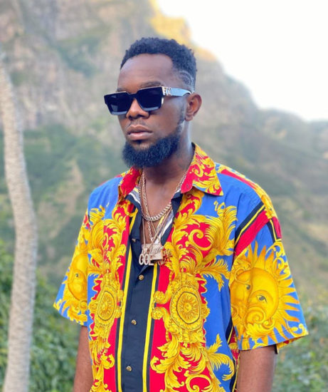 """I am now a billionaire and it feels good"" – Patoranking"