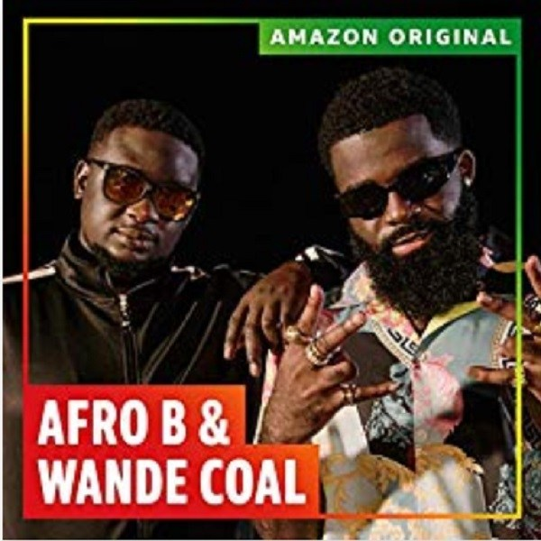 Afro B – Amina (Remix) ft. Wande Coal