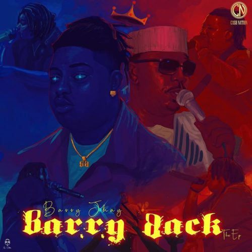 Barry Jhay – Barry Back