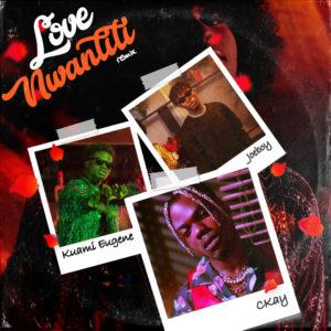 CKay – Love Nwantiti Remix ft. Joeboy & Kuami Eugene