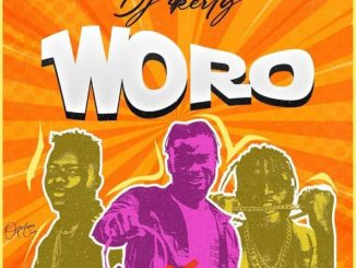 DJ 4Kerty ft. Idowest & Q2 – Woro
