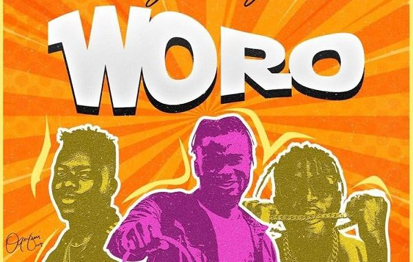 DJ 4Kerty ft. Idowest & Q2 – Woro