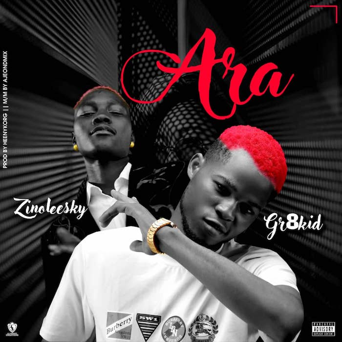 Gr8kid Ft. Zinoleesky – Ara