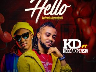 KD – Hello ft Keeda Xpensiv (Prod. Impulse Beatz)