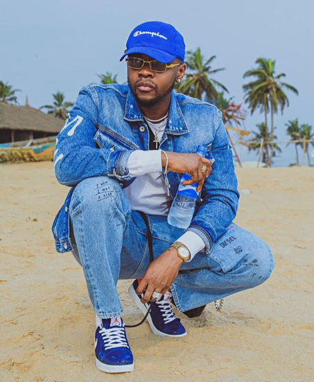"Kizz Daniel is about to release a new album ""King of Love"" in 2020"