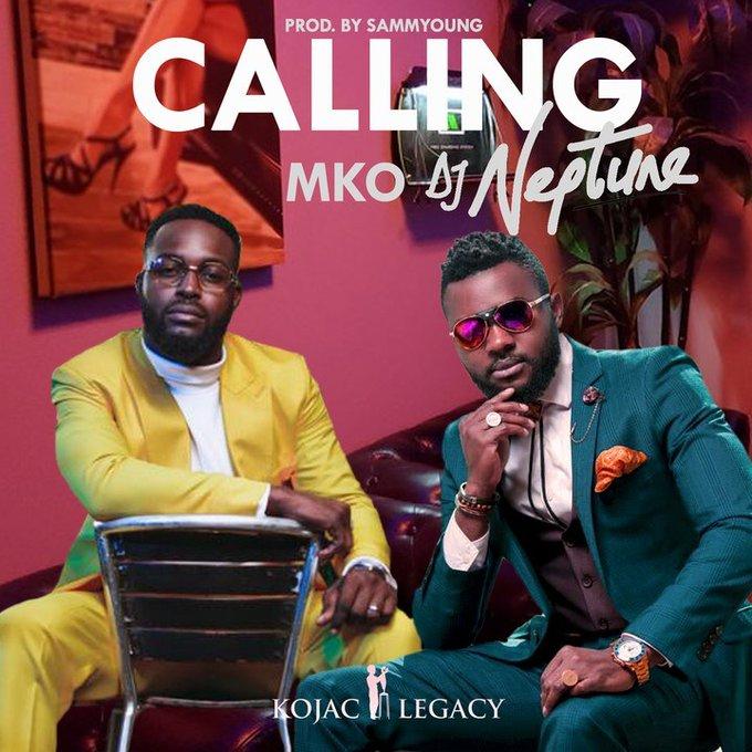 VIDEO: MKO ft. Dj Neptune – Calling