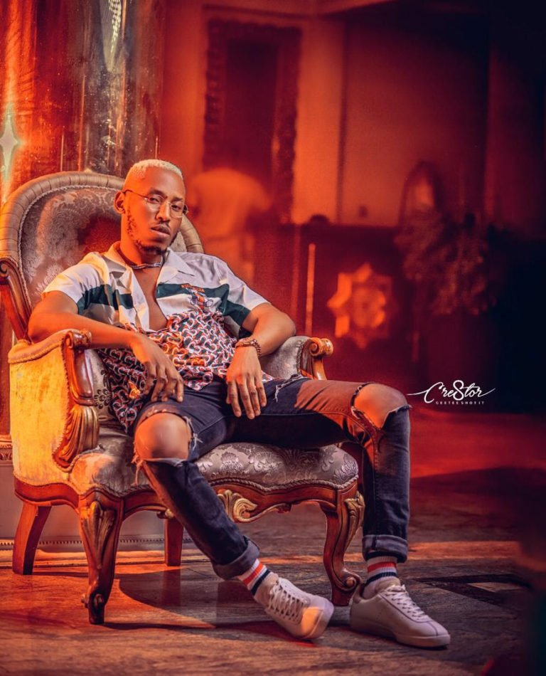 Mr 2Kay has a New Look! Check it out